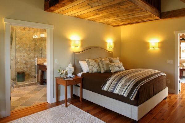 Vermont bedroom
