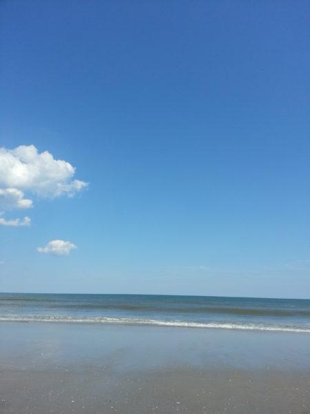 Beach Sea Isle City New Jersey