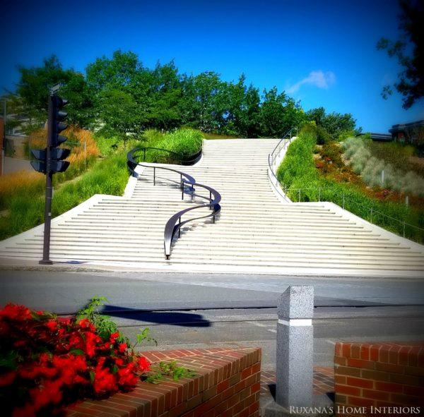 Trois-Rivières staircase