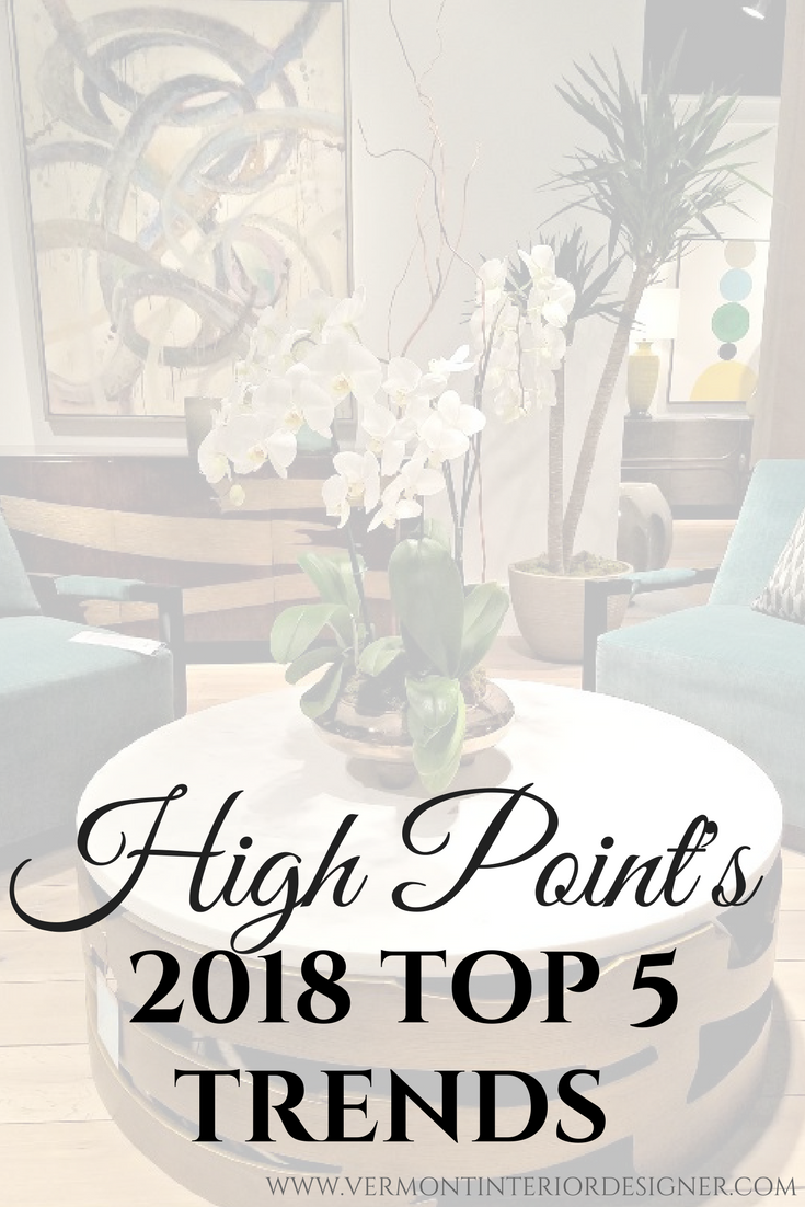 Top 5 High Point Market Design Trends