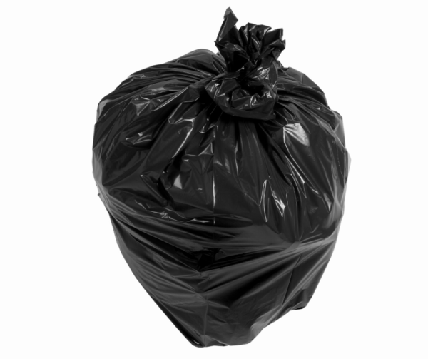 Garbage Bag; trash bag, decluttering
