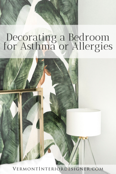 Pinterest Pin Asthma or Allergies