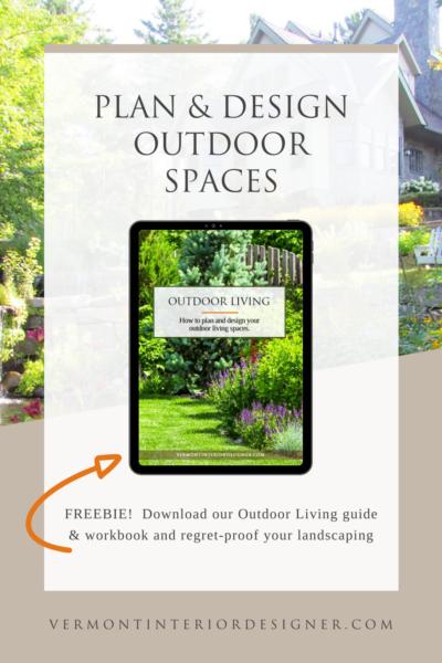 Pinterest Pin Outdoor Living Guide