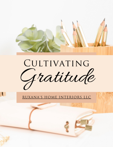 Image of Cultivating Gratitude guide